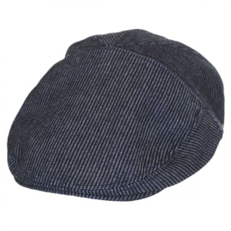 Bailey Koser Striped Cotton Ivy Cap
