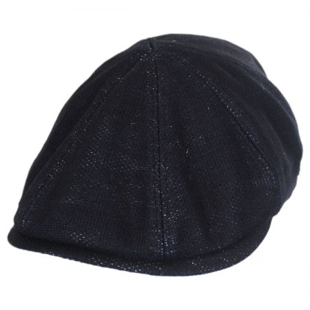 Bailey Salko Cotton Newsboy Cap