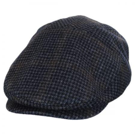 f091b94783d16 Wool Driving Cap at Village Hat Shop