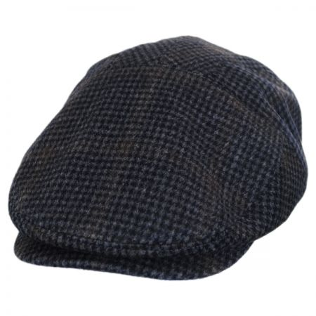 Bailey Smit Tweed Wool Ivy Cap