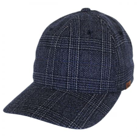 Kangol Check FlexFit Baseball Cap