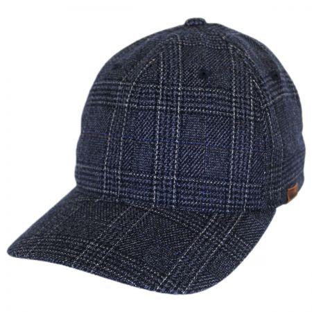 Kangol Check FlexFit Baseball Cap