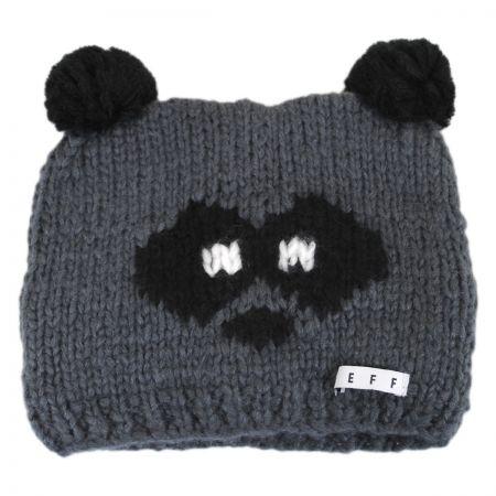 Neff Panda Knit Beanie Hat
