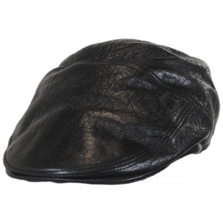 Bailey Langham Lambskin Leather Ivy Cap