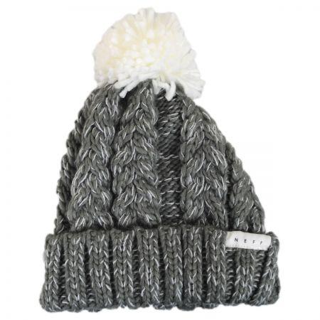 Neff Kaycee Knit Beanie Hat