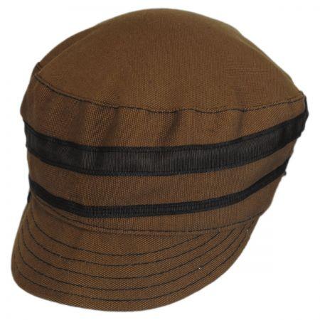 Flipside Franco Cotton Peacekeeper Cap