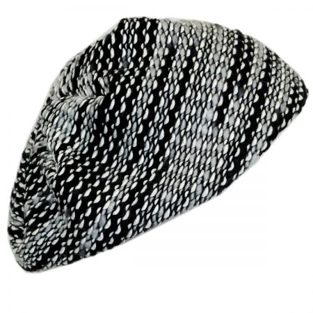 Flipside Melani Cotton Sweater Knit Beret