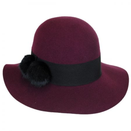 Mullins Wool Felt Floppy Hat alternate view 6