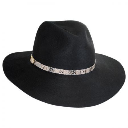 Tessa Wool LiteFelt Fedora Hat alternate view 1