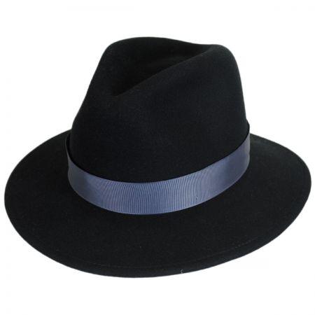 Sawyer Wool LiteFelt Fedora Hat