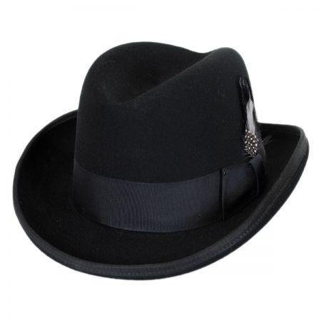 Godfather Heritage Wool Felt Hat