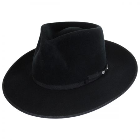 Bailey Colver Elite Wool Felt Fedora Hat