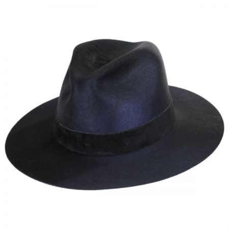 Bailey Coeburn Wool Felt Fedora Hat
