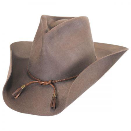 Lexington Wool Felt Western Hat