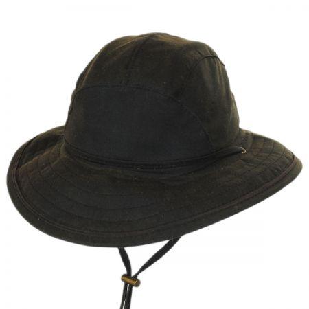 Waxed Cotton Boonie Hat alternate view 1