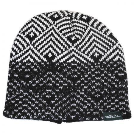 Geo Knit Beanie Hat alternate view 1