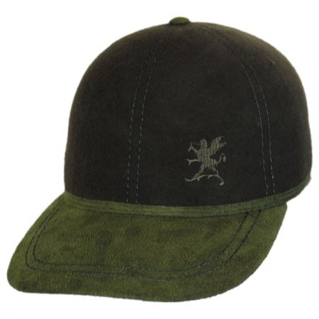 Fitted All Wool Baseball Caps at Village Hat Shop 2dd775604bb