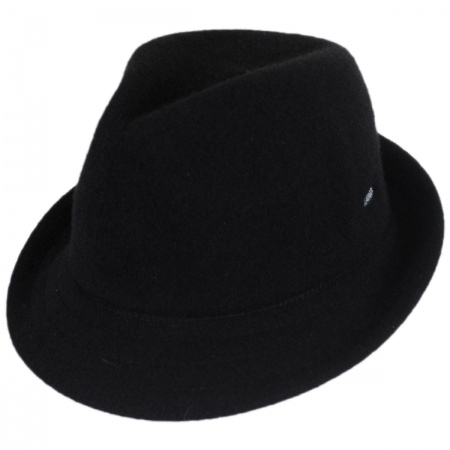 Wool Arnold Trilby Fedora Hat alternate view 1