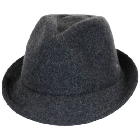 Kangol Wool Arnold Trilby Fedora Hat
