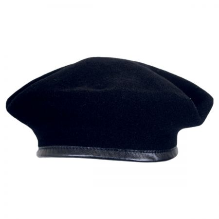 Monty Wool Military Beret alternate view 4