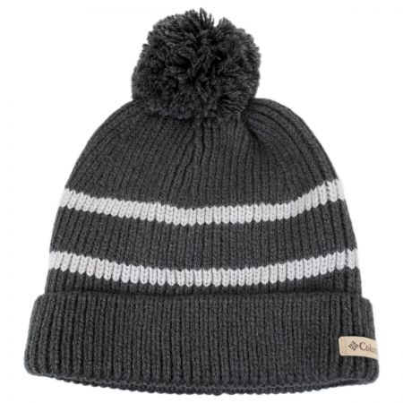 Columbia Sportswear Auroras Lights Pom Knit Beanie Hat