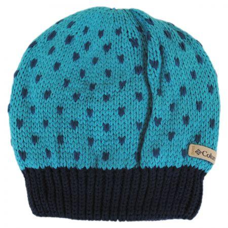Columbia Sportswear Kids' Powder Princess Knit Beanie Hat