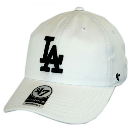 Los Angeles Dodgers MLB Trackster Clean Up Adjustable Baseball Cap alternate view 1
