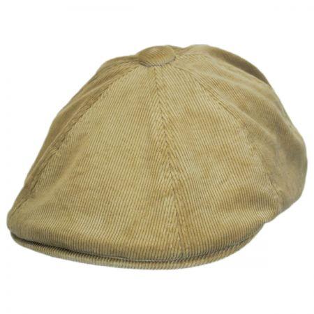 Hawker Corduroy Newsboy Cap