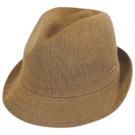 Arnie Bamboo Crushable Trilby Fedora Hat alternate view 5