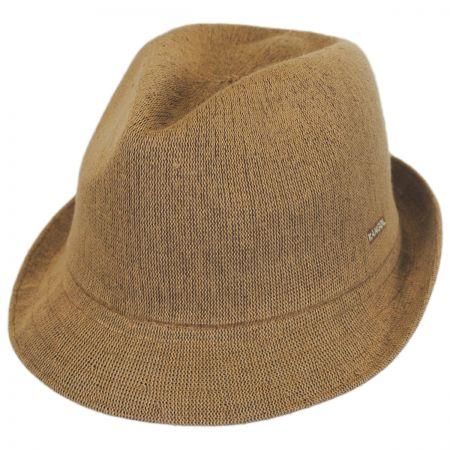 Arnie Bamboo Crushable Trilby Fedora Hat alternate view 9