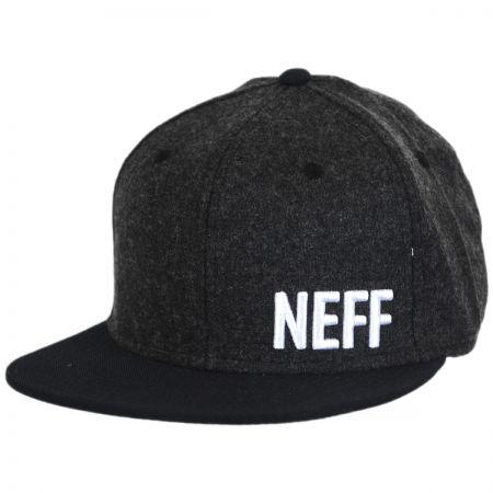 Neff Daily Fabric Snapback Baseball Cap