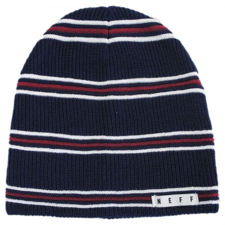 Daily Stripe Beanie Hat