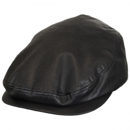 Kangol Utility Waxed Cotton Ivy Cap