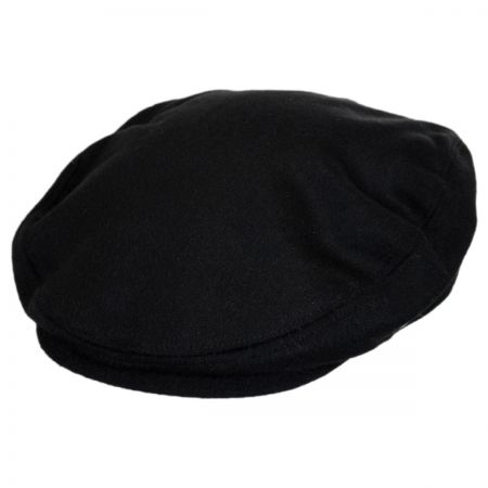 Cheesecutter Wool and Cashmere Ivy Cap