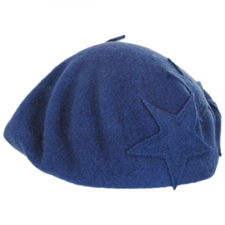 Star Wool Beret alternate view 7