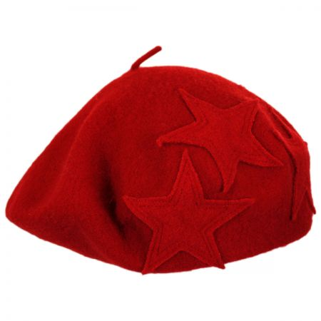 Star Wool Beret alternate view 10
