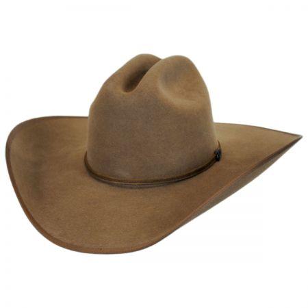 Justin Hats Hooch 7X Fur Felt Cattleman Western Hat