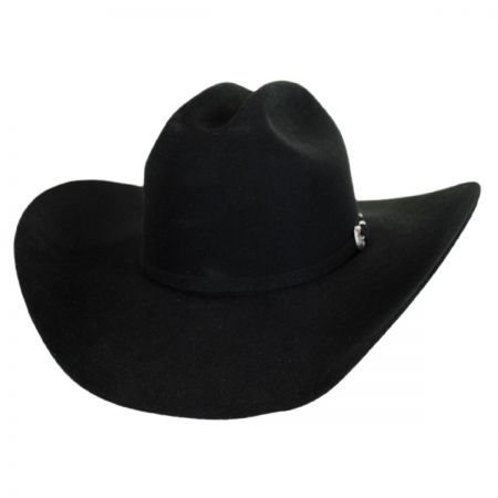 Justin Hats Bullet 7X Fur Felt Cattleman Western Hat