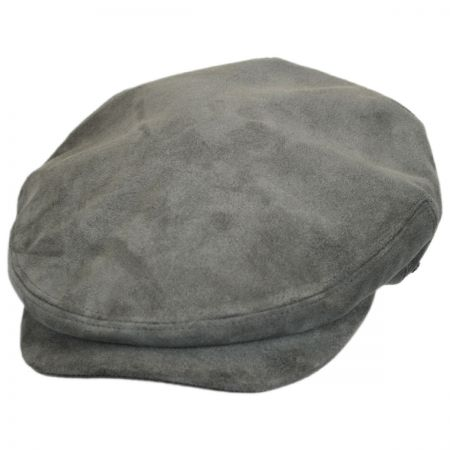 f2da0da534854 Leather Ivy Cap at Village Hat Shop