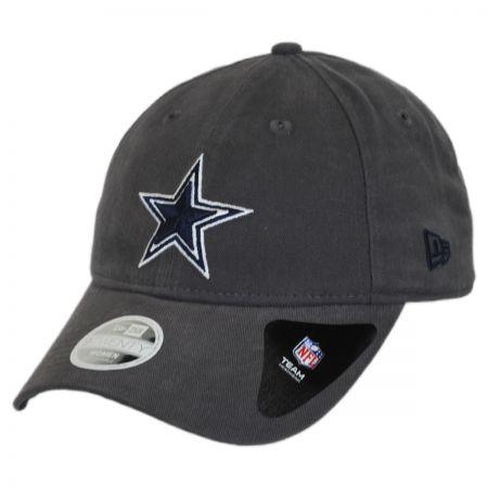 New Era Dallas Cowboys NFL Slouch 9Twenty Strapback Baseball Cap