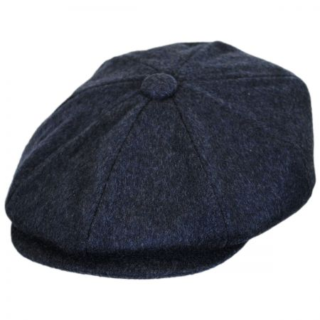 Cashmere and Wool Newsboy Cap alternate view 9