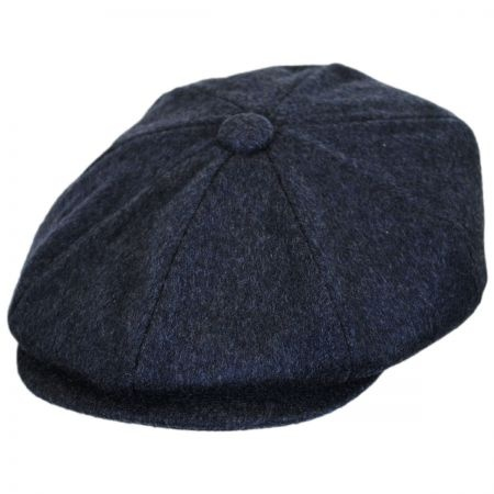 B2B Baskerville Hat Company Cashmere and Wool Newsboy Cap