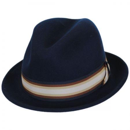 Goldring Wool LiteFelt Trilby Fedora Hat alternate view 13