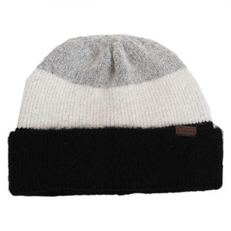 Kangol Mohair Knit Cuff Beanie Hat