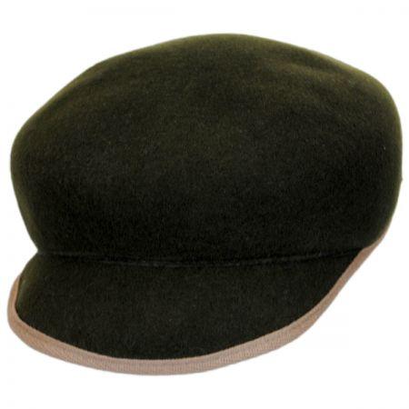 Kangol Mau Buckle Wool LiteFelt Cap