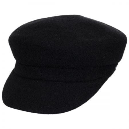 Enfield Wool Fiddler Cap