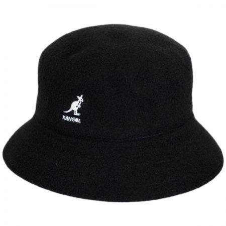 Black Bucket Hat at Village Hat Shop 3bcd2dc0dd2