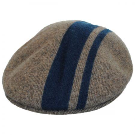 Code Stripe Wool Blend 504 Ivy Cap
