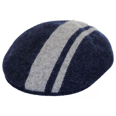 Kangol Code Stripe Wool Blend 504 Ivy Cap
