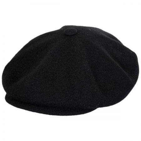 Hawker Wool Newsboy Cap